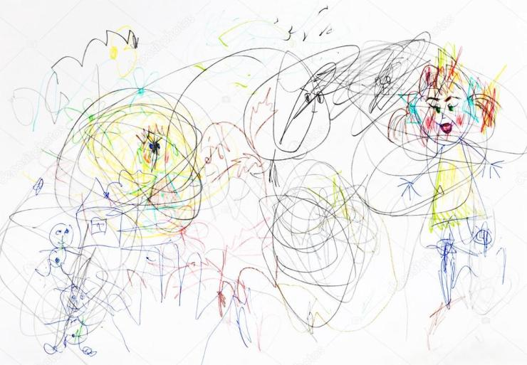 depositphotos_36461099-stock-photo-children-drawing-chaos-in-family